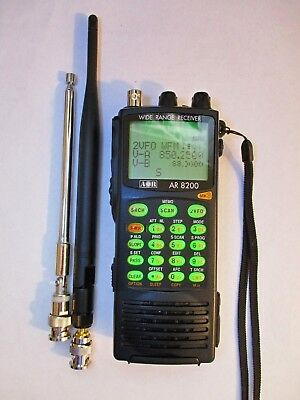 Aor Ar8200 Mk3 Wide Range Communications Receiver