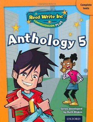 Read Write Inc. Comprehension Plus: Y5: Antholog... by Raby, Charlotte Paperback