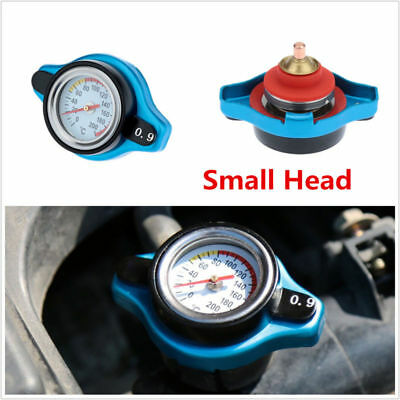 0.9Bar Thermo Thermostatic Radiator cap Cover Water temperature Gauge CIND