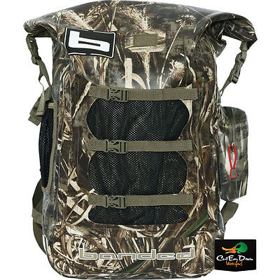 f080424882fa New Banded Arc Welded Back Pack Gear Bag Realtree Max-5 Camo Waterproof