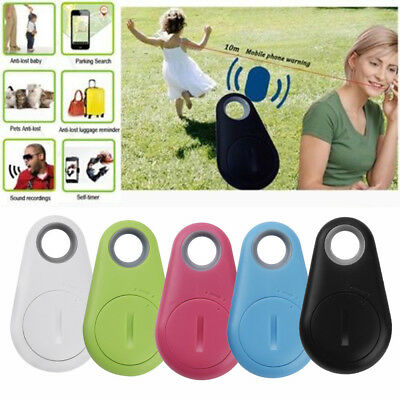 BT iTag Tracker Child Pet Bag Wallet Key Finder GPS Locator Alarm Tag Anti-Lost