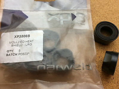 XP8 Mig Torch Parweld Large Heat Shield XP3506B Multi Qty