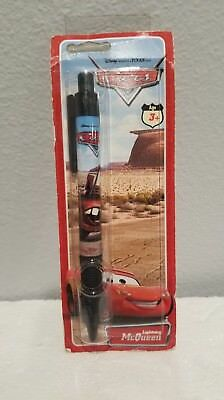 Disney Pixar Lightning McQueen From Cars Collectable Ballpoint pen, NEW