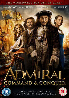 The Admiral - Command and Conquer DVD (2015) Frank Lammers ***NEW***