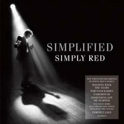 Simply Red : Simplified CD (2005) Value Guaranteed from eBay's biggest seller!