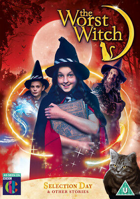 The Worst Witch: Selection Day and Other Stories DVD (2017) Bella Ramsey