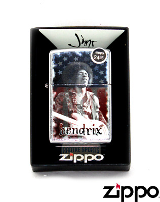 ... Matte Original Made In Usa Spec dan Source · Zippo Jimi Hendrix with American Flag Lighter