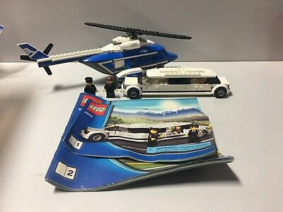 Brand New Lego City Helicopter And Limousine 3222 14000 Picclick