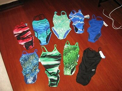 SPEEDO Women's Competition/Racing Swim Suits, 100% Polyester, All Sizes&Colors