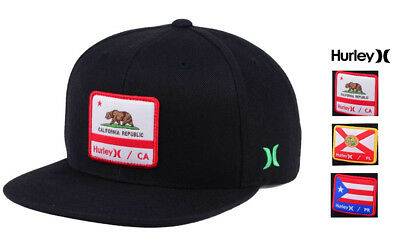 the latest 4ef85 64850 Hurley Destination Snap Cap