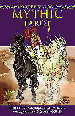 The New Mythic Tarot Pack-ExLibrary