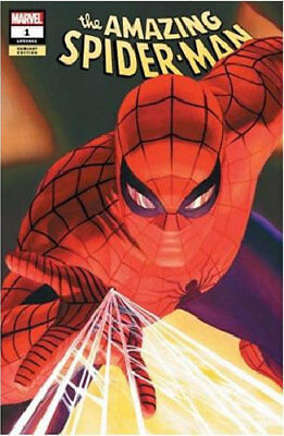 Alex Ross Marvel Amazing Spiderman #1 variant edition. Unsigned