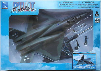 NewRay YF-23 Black Widow II 1:72 Kit Bausatz Neu/OVP Flugzeug-Modell Airplane