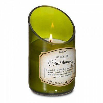 Home Locomotion Wine Bottle Chardonnay Scented Candle
