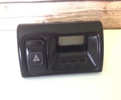 1998-2002 Honda Accord Dash Clock W/ Hazard Switch 3970A-A000 S84