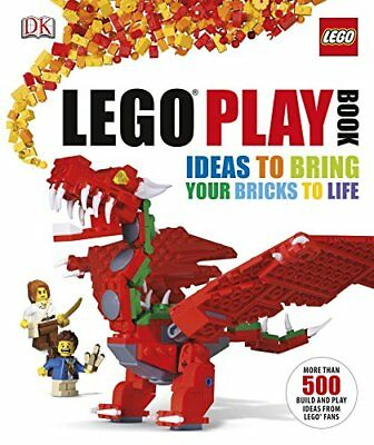 LEGO Play Book: Ideas to Bring Your Bricks to Life by DK Book The Cheap Fast