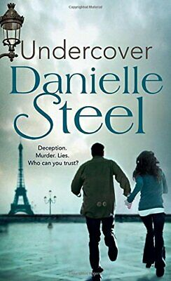 Undercover by Steel, Danielle Book The Cheap Fast Free Post