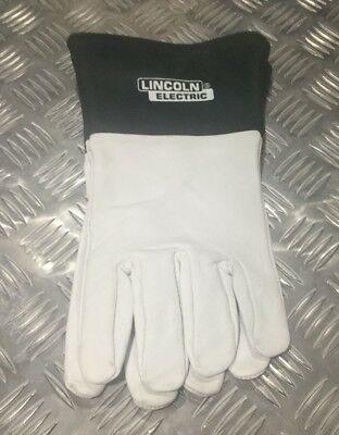 Lincoln Electric Extra-Large Goat Skin TIG Gloves