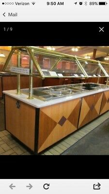 Commercial Buffet Tables