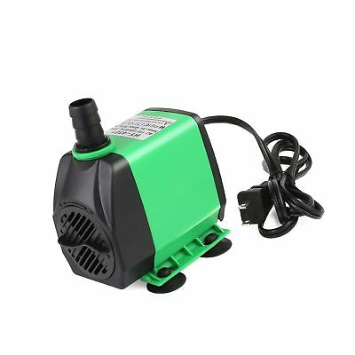 PEDY 800GPH (3000L/H) Submersible Water Pump For Pond, Aquarium, Fish Tank Fo...