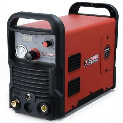 Cutting Machine 3/4 Inch Clean Cut 110V 230V DC Inverter Welding Plasma Cutter