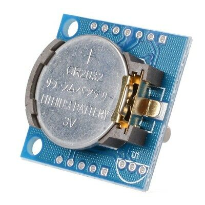 Tiny Real Time Clock TE187 I2C RTC DS1307 AT24C32 Module Board for Arduino Pi