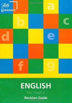Lonsdale Key Stage 2 Essentials - English: Revision Guide By Christine Moorcrof