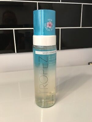 St Tropez Self Tan Purity Natural Glowing Skin Bronzing Water Mousse 200 ML