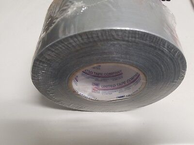 3 rolls of 3 inch x 60 yards ea duct tape sealed united tape co