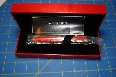 Ferrari Sheaffer Ballpoint Pen New In Box