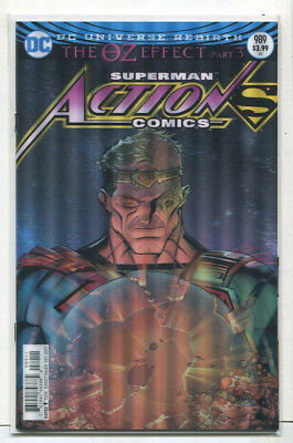 Action Comics-Superman #989 NM The OZ Effect Part 3 Cover B   DC Comics CBX39B