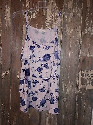 Bearsland Nursing tank. Pink Blue. size M gently used condition