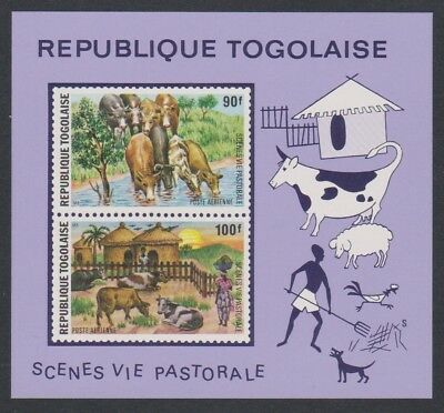 Togo Cattle Sheep Poultry Pastoral Economy MS SG#MS1046