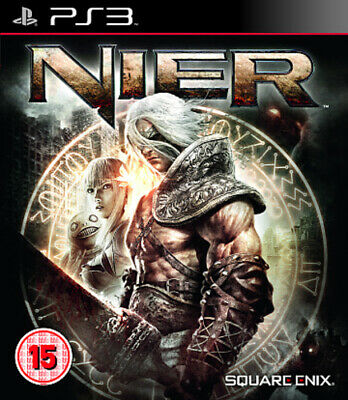 Nier (PS3) Adventure: Role Playing Value Guaranteed from eBay's biggest seller!