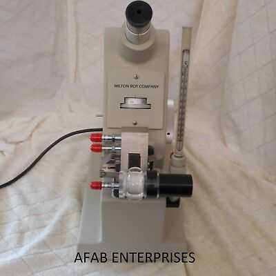 Milton Roy Company Abbe Benchtop Refractometer - AFAB Enterprises