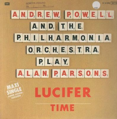 Andrew Powell And The Philharmonia Orchestra Lucifer / Time EMI