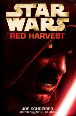 Red Harvest (Star Wars (Del Rey)) by Schreiber, Joe Book The Cheap Fast Free