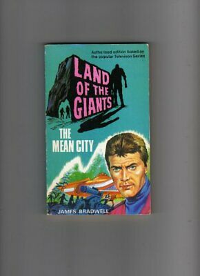 The Mean City (Land of the Giants) by James Bradwell Book The Cheap Fast Free