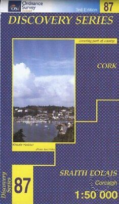 Cork (Irish Discovery Maps Series) ... by Ordnance Survey Irel Sheet map, folded