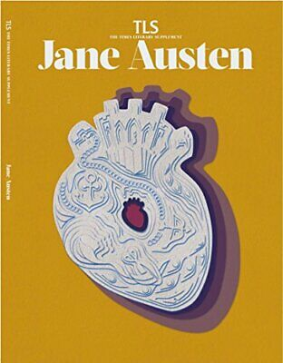 TLS - Jane Austen by Claire Tomalin Book The Cheap Fast Free Post