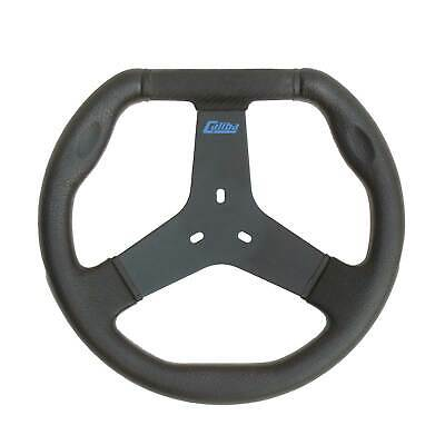 Caliba Flat Top Kart / Karting Steering Wheel - 300mm Diameter