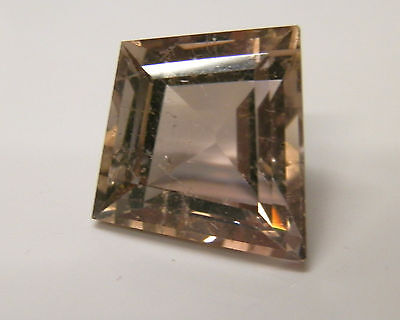 Natural free-form ametrine...quality gem...9.6 carat