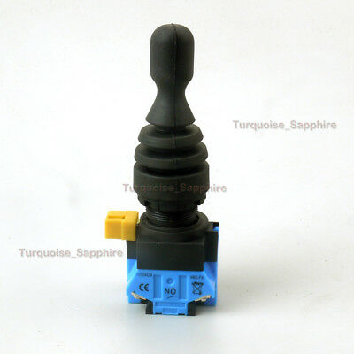 New One 2NO Two Position Momentary Type Monolever Joystick Switch HKD-FW22 22MM