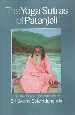 The Yoga Sutras of Patanjali by Swami Satchidananda 9781938477072