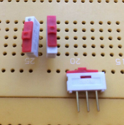500mA 24V SIP SPDT Switch Gold Contacts  09.03201.02  Multi Qty