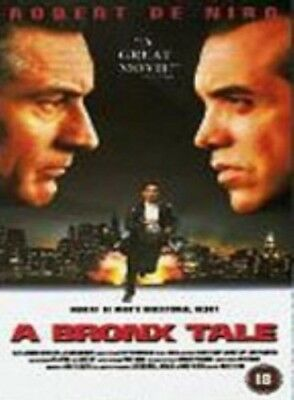 A Bronx Tale [DVD] -  CD UNVG The Fast Free Shipping