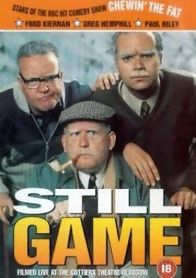 Still Game - Live [DVD] [1999] -  CD 1HVG The Fast Free Shipping