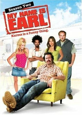 My Name Is Earl - Season 2 [DVD] -  CD SAVG The Fast Free Shipping