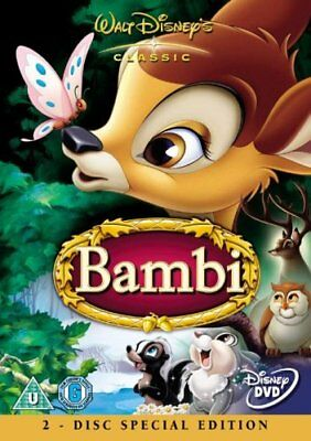 Bambi (Two-Disc Special Edition) [DVD] -  CD ZAVG The Fast Free Shipping