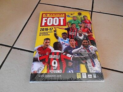 Panini - Foot 2017 (Complet) - Neuf Sous Blister